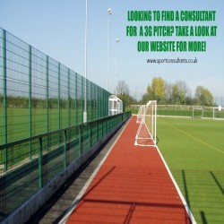 Artificial Football Pitch Consultants in Aber-Gi 3