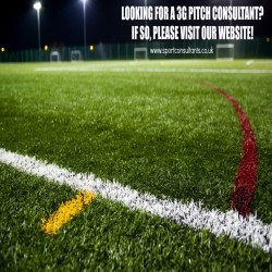Artificial Football Pitch Consultants in Aber-Gi 6
