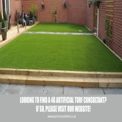 Artificial Football Pitch Consultants in Aber-Gi 8