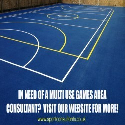 Multi-Sport Consultants in Anstey 9