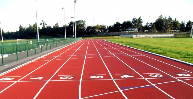 Athletics Track Consultants in Abbey Green