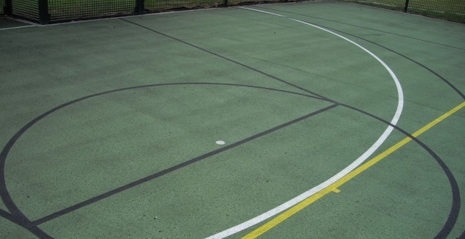 MUGA Pitch Consultants in Alby Hill
