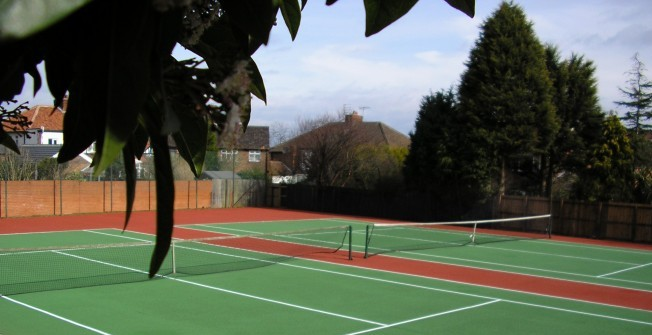 Tennis Facility Consultancy in Assington Green