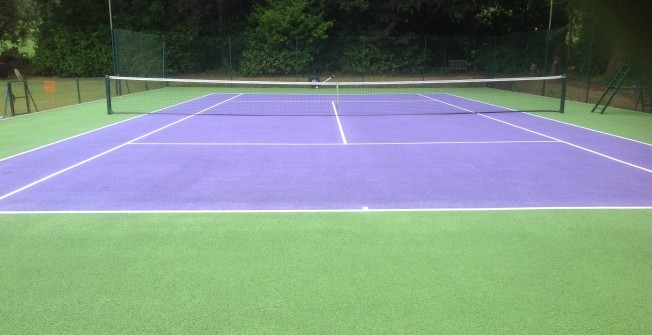 MUGA Court Consultancy in Arkley