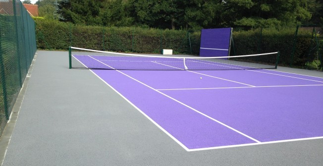 Tennis Surface Specialists in Assington Green
