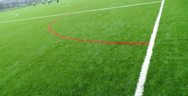Football Surface Architects in Aber-Gi