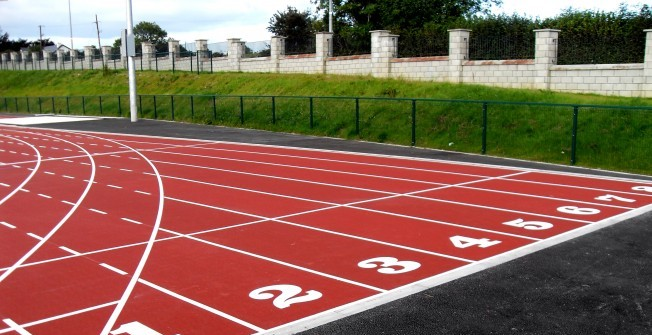 Athletics Facility Experts in Abbey Green